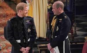 El Palacio confirma que los príncipes William y Harry no caminarán juntos en el funeral del príncipe Felipe