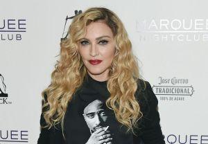 Madonna se fue de fiesta después que anunció que tiene anticuerpos de coranavirus