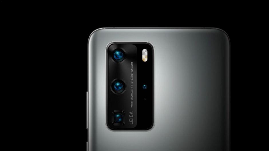 Huawei la única empresa de teléfonos con números positivos por cuarentena