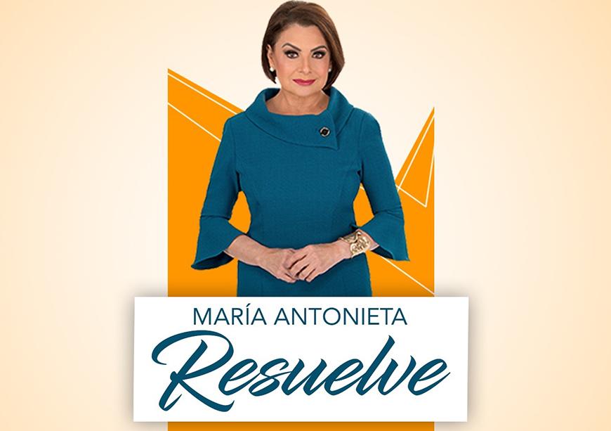 María Antonieta Collins a 'Despierta América'