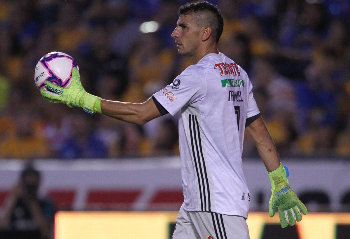 ¿Nahuel Guzmán fuera de los Tigres? Créanlo o no, depende de Lionel Messi