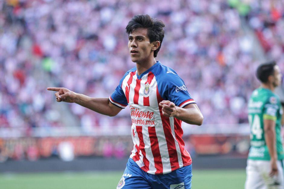 JJ Macías: la joya de las Chivas podría ya haber jugado su último partido con el rebaño