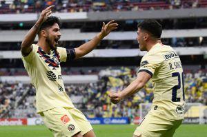 """América logró la remontada ante Santos y Cáseres le """"calló la boca"""" a Christian Martinoli"""