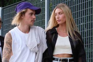 Hailey Bieber aclara especulaciones sobre embarazo en una foto de Justin Bieber