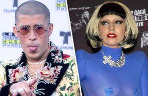 'Cancelan' a Bady Bunny por denigrar a Lady Gaga en canción con Anuel AA