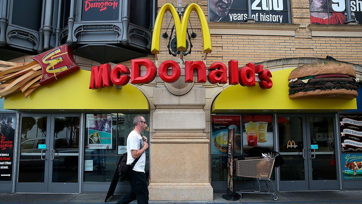 McDonald's contratará a 260,000 empleados en EE.UU.