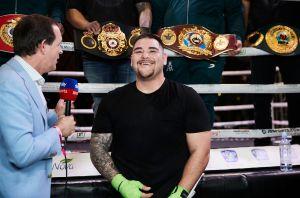"""Eddy Reynoso """"amenaza"""" a Andy Ruiz para convertirlo en campeón"""
