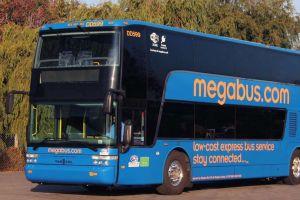 Nueva señal de apertura: Megabus reactivará rutas de Nueva York suspendidas por la pandemia