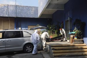 Estiman 132,000 muertes por coronavirus en México para septiembre