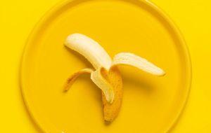Por qué un plátano diario es favorable para tu corazón