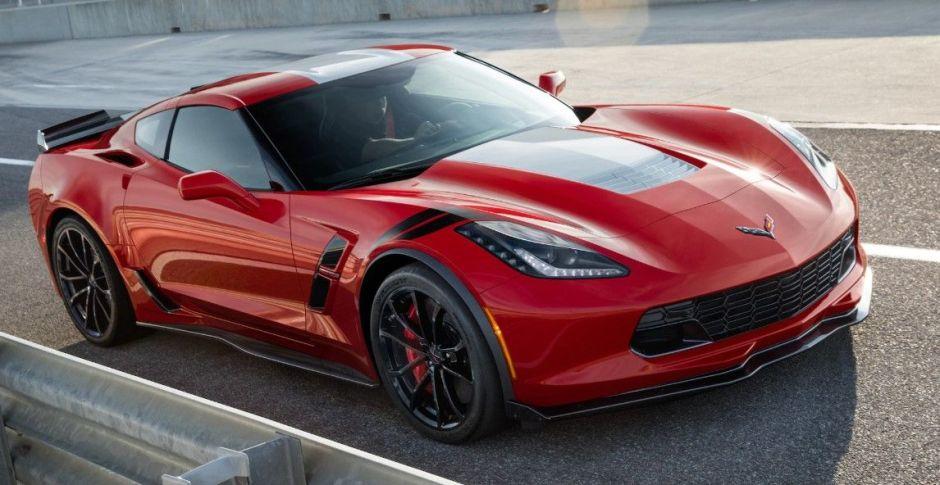 La empresa Hertz pone en venta 22 autos Chevrolet Corvette Z06s de edición especial 2019
