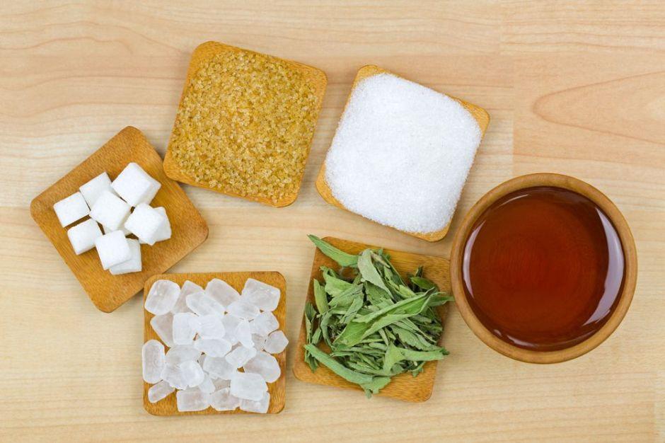 ¿Cuáles son los mejores sustitutos de azúcar para los diabéticos?