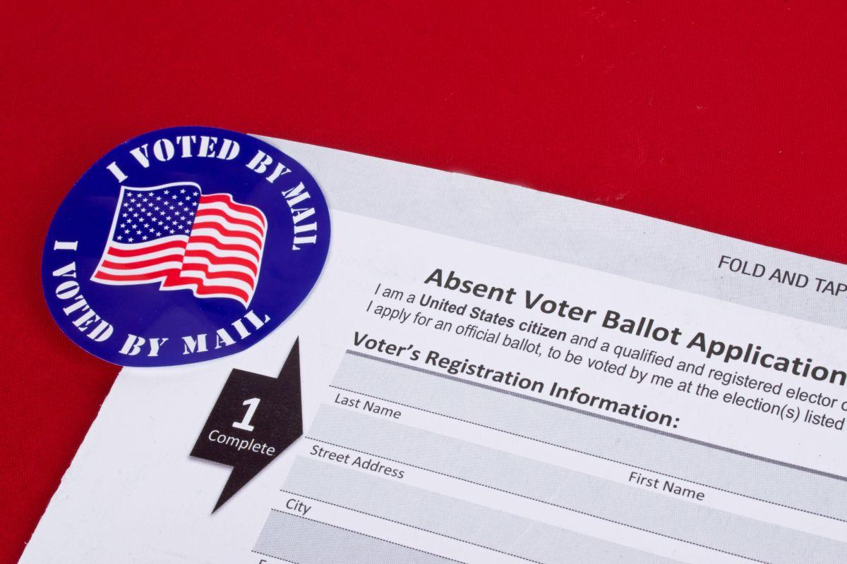Campaña electoral de Trump demanda a Nueva Jersey por plan de que todos voten por correo
