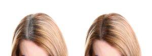 ¿Cómo ocultar las canas y el crecimiento de cabello si no podemos ir al salón de belleza?