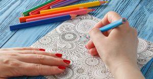 5 libros para colorear con diseños de mandala que relajarán tu mente