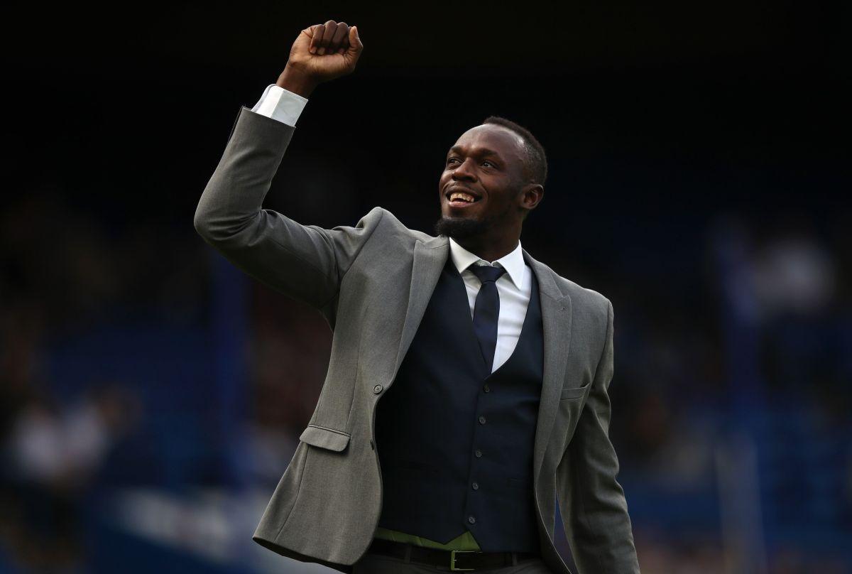 Usain Bolt, la leyenda del atletismo.