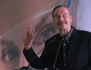"""Difícilmente tengo para comer; vivo al día"", afirma Vicente Fox, presidente de México"