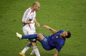 ¡Por fin! Materazzi reveló lo que le dijo a Zidane para que le diera el cabezazo más famoso de la historia