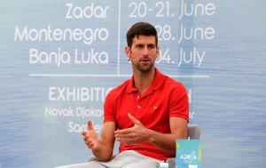 Novak Djokovic, número 1 del mundo del tenis, dio positivo por coronavirus tras organizar un torneo y asistir a una fiesta en Serbia