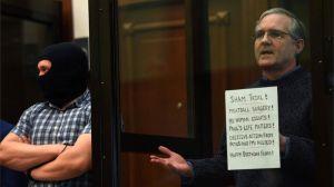 """Paul Whelan, el exmarine de EE.UU., que condenó Rusia a 16 años de prisión por """"espionaje"""""""