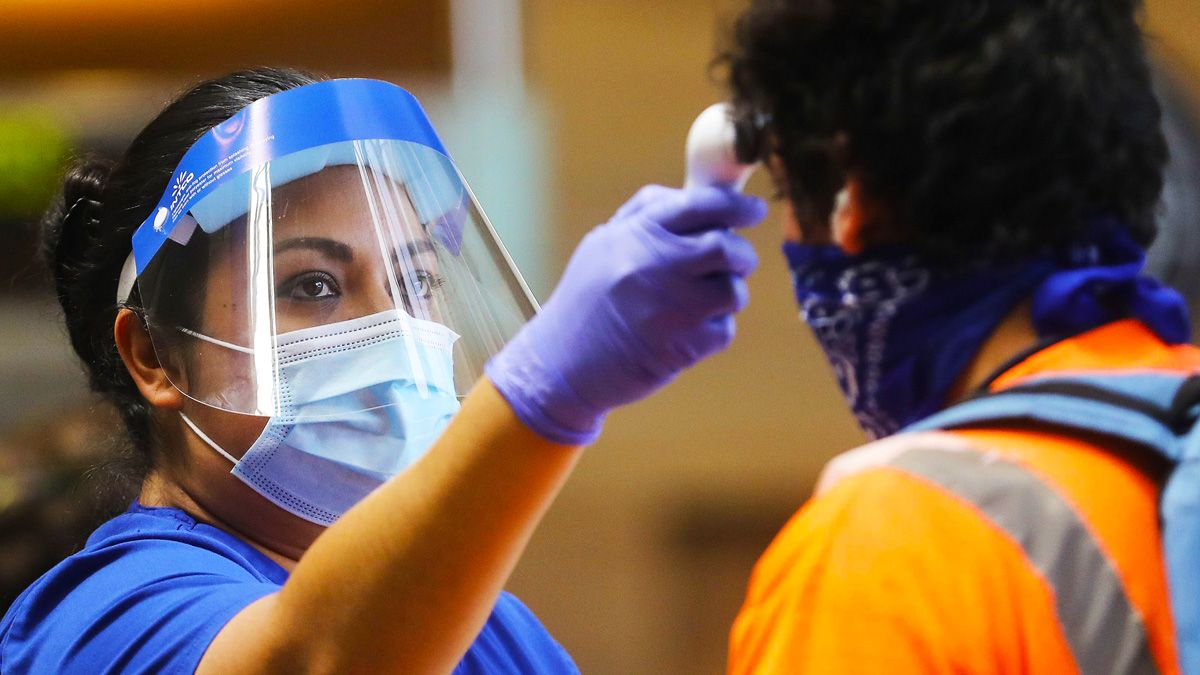 """""""Lo peor está por llegar"""", advierte la OMS sobre la pandemia de coronavirus"""