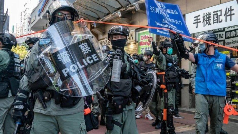 China aprueba controvertida Ley de Seguridad para Hong Kong y agrava su enfrentamiento con EE.UU.