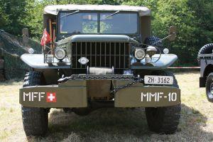 Este histórico Dodge General Patton's WC-57 WWII Command va a la subasta por (pon la cifra)