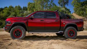 Este verano llega la pickup Ram TRX 2021 con motor Hellcat