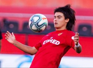 """Ni se emocionen: Luka Romero, el """"Messi mexicano"""", no quiere jugar en el Tri"""