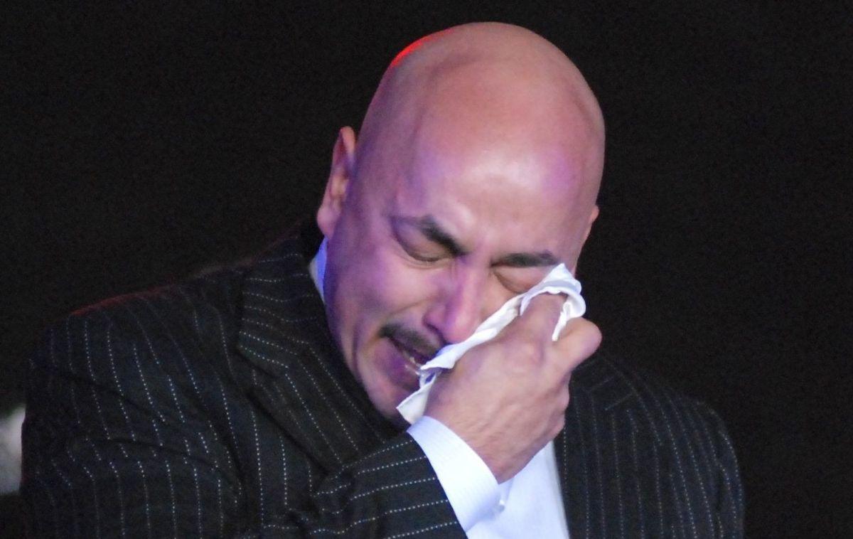 Lupillo Rivera muestra por primera vez cómo quedó su tatuaje sin el rostro de Belinda