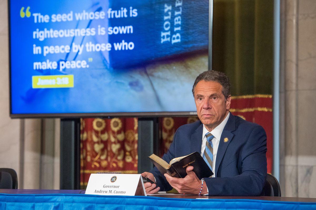 Cuomo ratifica restricciones en 'Zonas Rojas' de Brooklyn y Queens pese a demandas de judíos y católicos