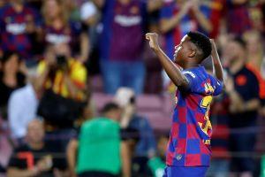 Barcelona rechaza $113 millones de dólares por Ansu Fati