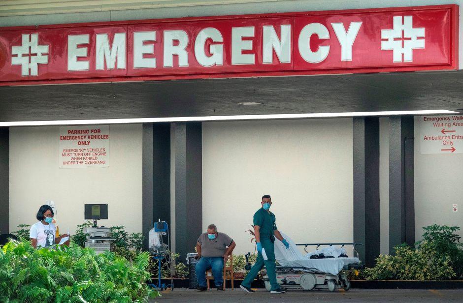 EE.UU. ya suma más de 126,100 muertos y 2.58 millones de contagios por coronavirus
