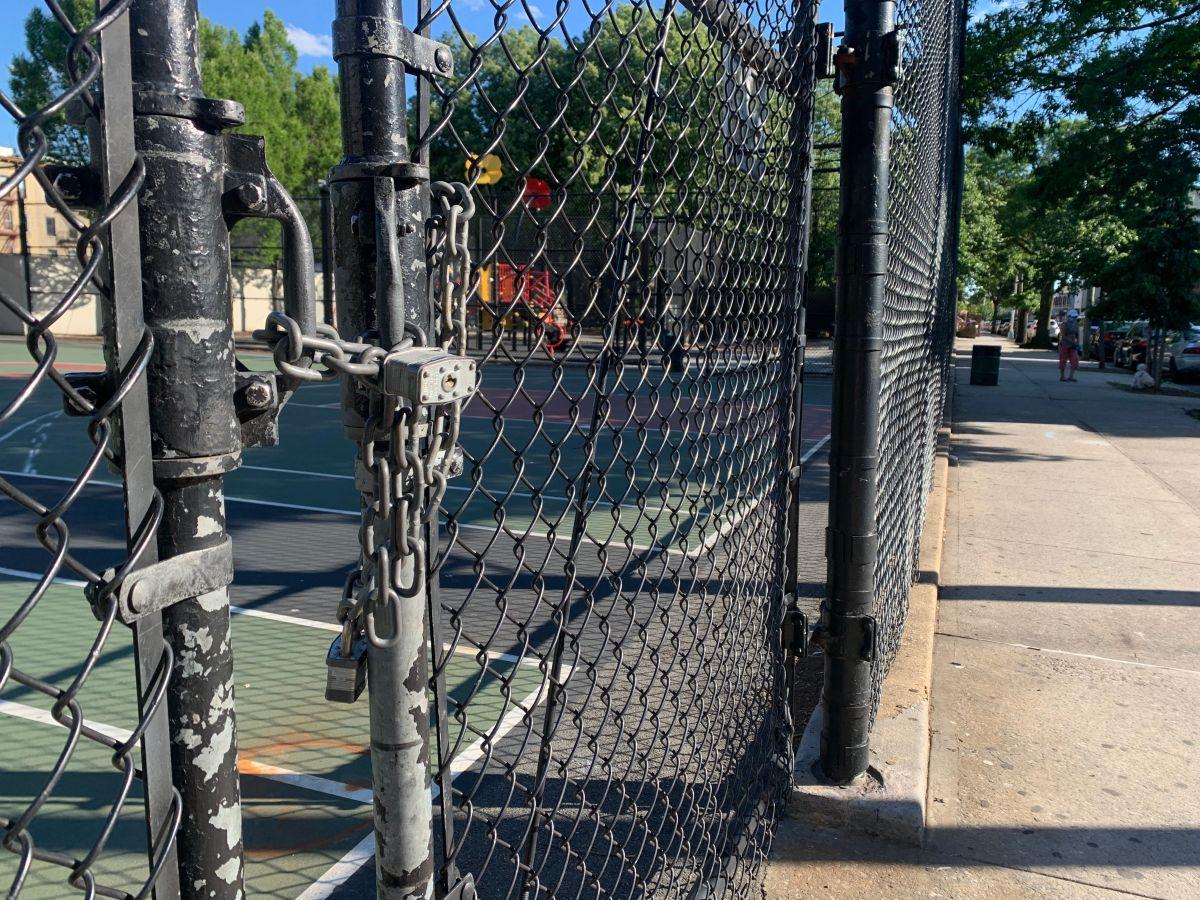 Niños protagonizaron pelea sangrienta en patio de juegos de Nueva York