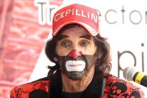 Cuando Cepillín reveló que ofreció eventos a narcotraficantes mexicanos