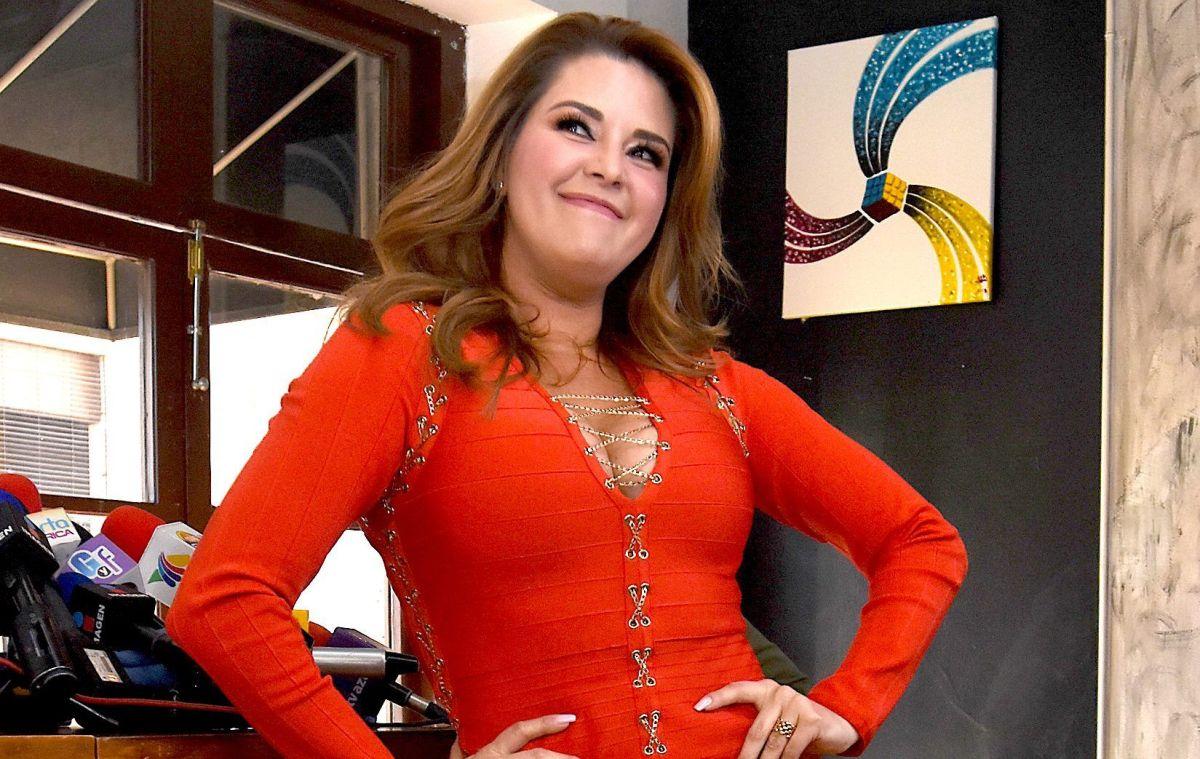 Alicia Machado sale a defender a Julián Gil y arremete contra Marjorie de Sousa