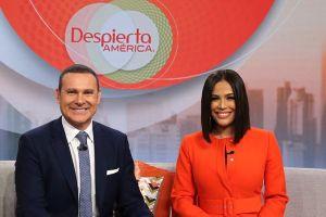 """Ozuna """"contagió"""" a todo el equipo de Despierta América en Univision con su """"Caramelo"""""""