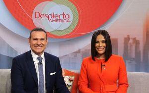 Karla Martínez y Alan Tacher regresan a 'Despierta América'