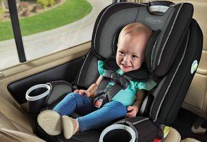 Los 5 mejores asientos para que tu bebé viaje seguro en el auto