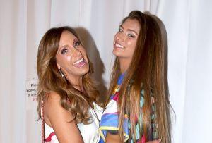 Lili Estefan, estrella de Univision en El Gordo y la Flaca, celebra la graduación de su hija Lina, en casa