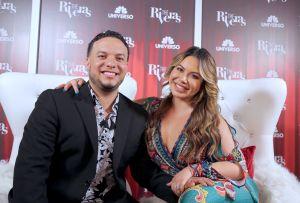 Lorenzo Méndez reacciona a preguntas sobre embarazo de Chiquis Rivera