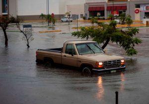 La tormenta tropical Cristóbal ya causa inundaciones en México, Guatemala y El Salvador