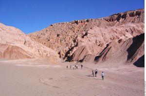 Los desiertos también seducen a los turistas