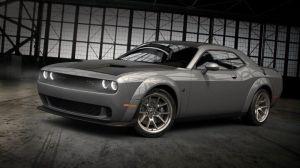 Celebran 50 años del Dodge Challenger con una edición especial que no te puedes perder