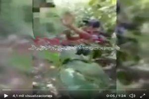 """VIDEO: """"No me vayas a matar"""", rogaba jovencito antes que sicario le disparara a quemarropa"""