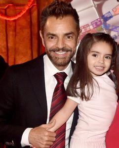 Aitana Derbez le roba el show a Eugenio Derbez en plena entrevista