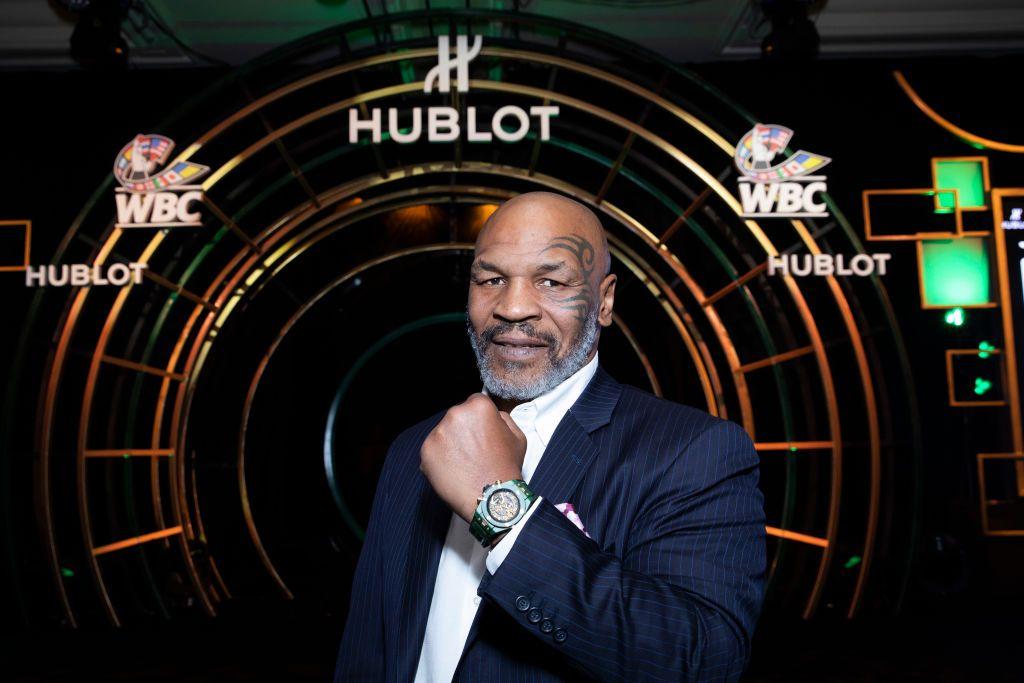 Los 7 magníficos: Mike Tyson reveló su lista de los mejores boxeadores del momento