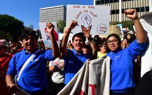 Las próximas batallas de los 'Dreamers' y el DACA