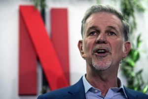Reed Hastings, CEO de Netflix, dona $120 millones de dólares a universidades afroamericanas