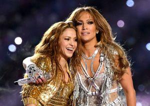 El día que Jennifer Lopez se burló de Shakira con un baile